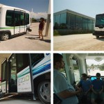 These Driverless Electric Shuttles Can Transport Up To 12 People At A Time