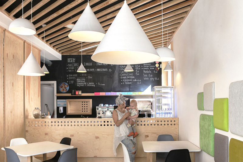 Family Cafe by 28 Form