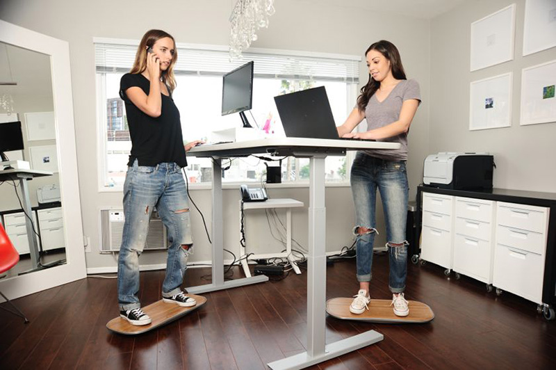 A Designer Has Created A Way To Keep Moving At Standing