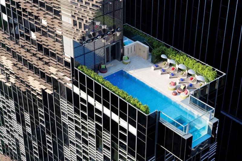 Hotel Indigo Hong Kong Island by Aedas