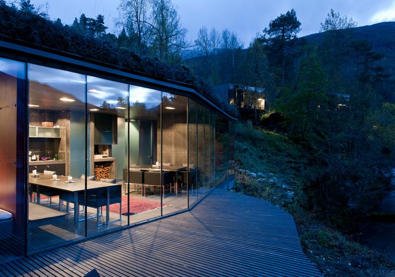 Juvet Landscape Hotel, Norway