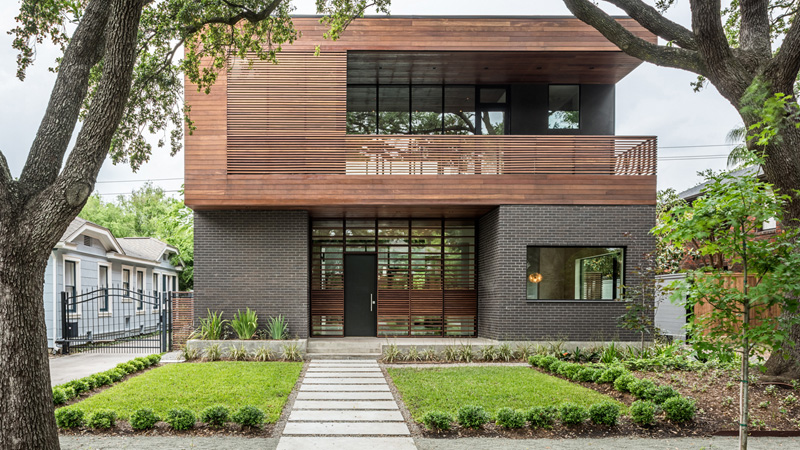 A Home Designed For A Growing Family In Houston, Texas