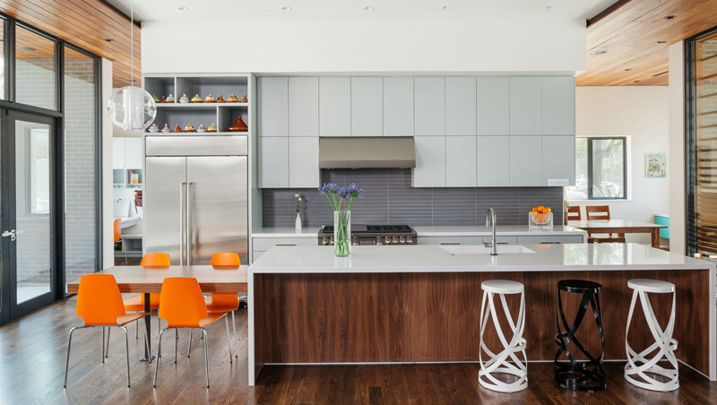 The Kipling Residence by CONTENT