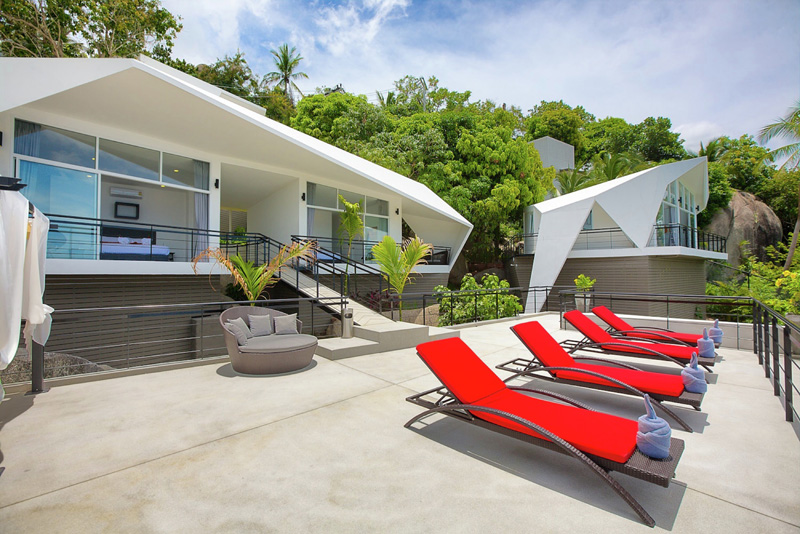 Suan Kachamudee Resort, Thailand, by Sicart & Smith Architects