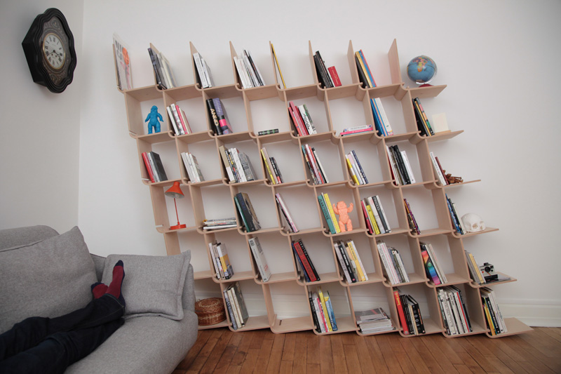 L Shelf by Objet Optimisé