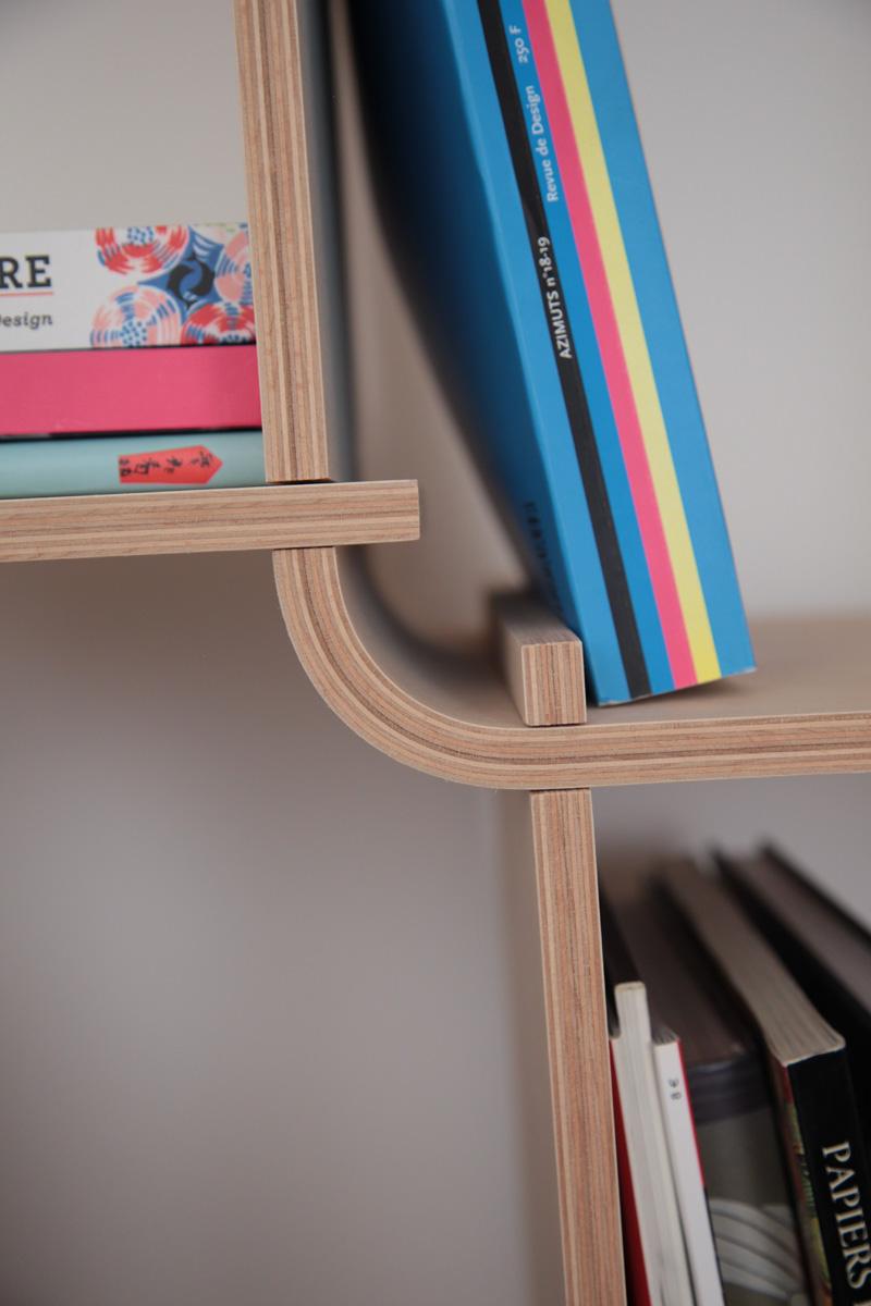 L Shelf by Objet Optimisé