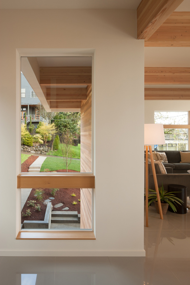 Leschi Dearborn House by JW Architects