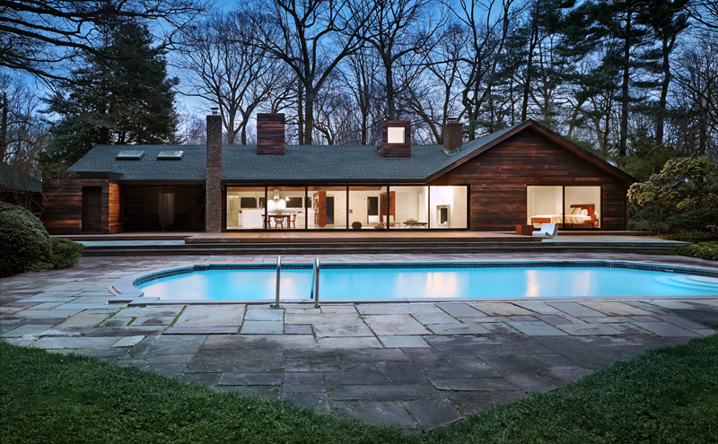 Long Island Residence by CDR Studio Architects