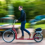 These Electric Walking Bikes Are Surprisingly Fast
