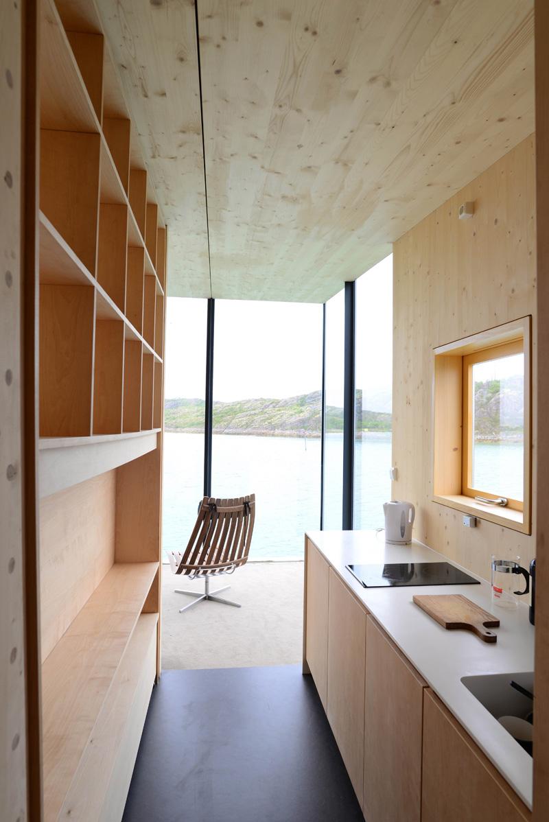 Manshausen Island Resort by Stinessen Arkitektur