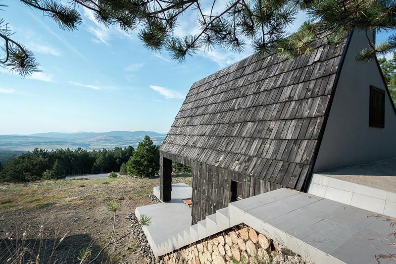 Divcibare Mountain Home by EXE Studio