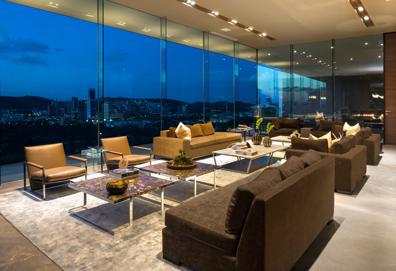 MT House by GLR Arquitectos   Gilberto L. Rodriguez