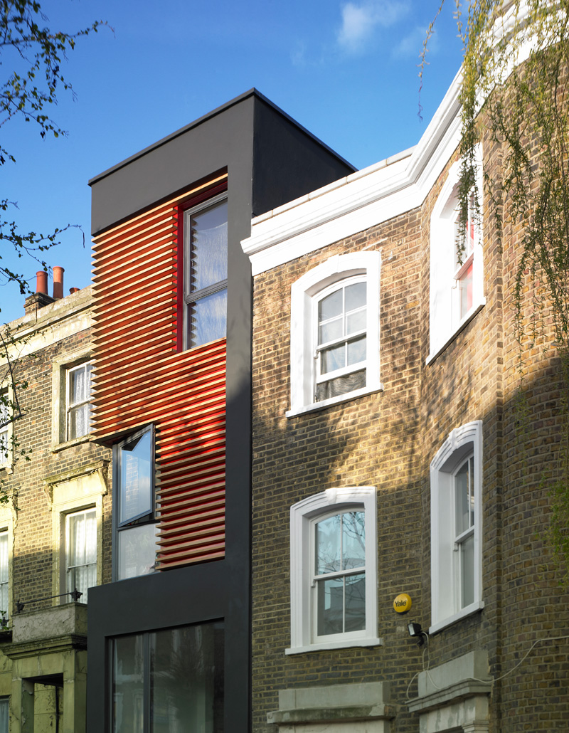 Newington Green by NKA - Nicholas Kirk Architects