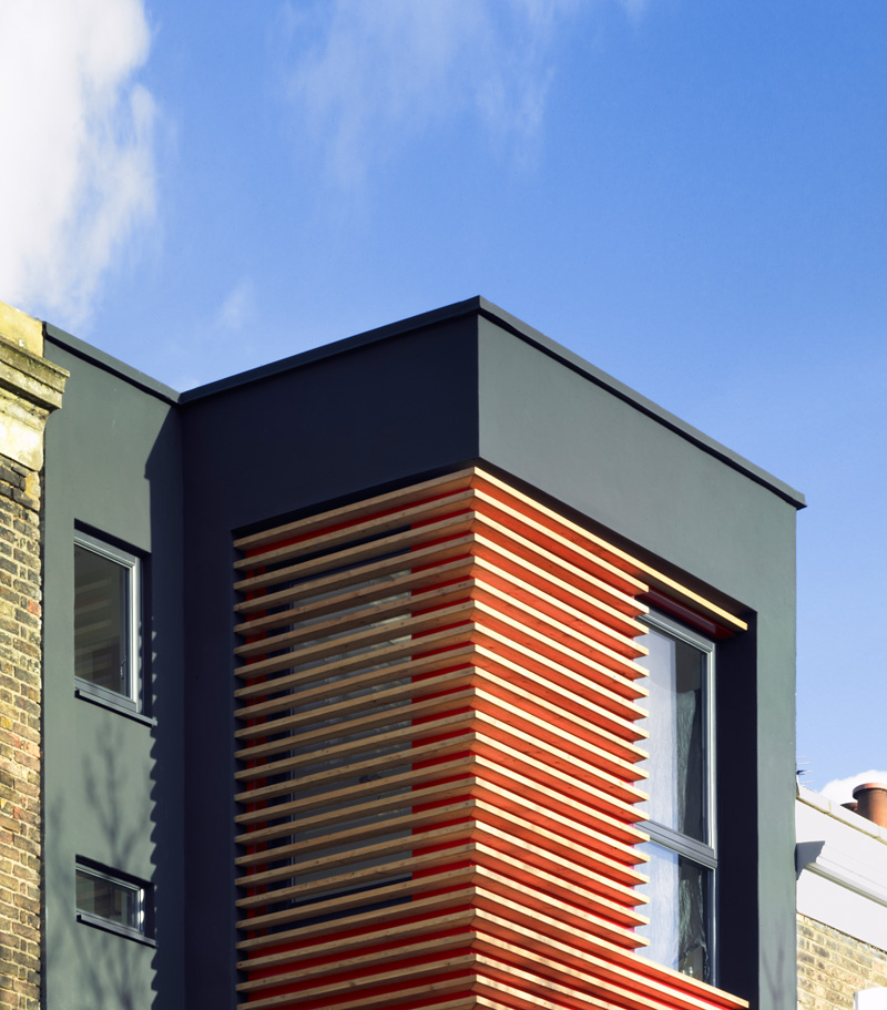 Newington Green by NKA - Nicholas Kirk Architects