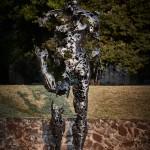 Regardt van der Meulen Completes New Sculpture