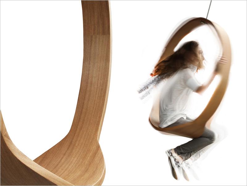 Swing by Iwona Kosicka