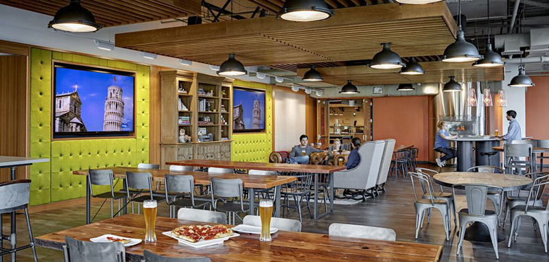Take A Look Inside The New TripAdvisor Headquarters In Massachusetts