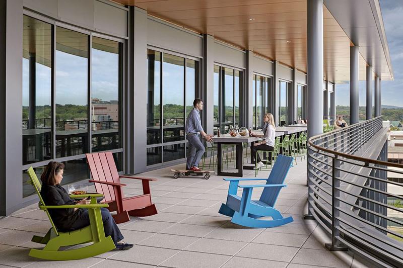 Take A Look Inside The New TripAdvisor Headquarters In Massachusetts