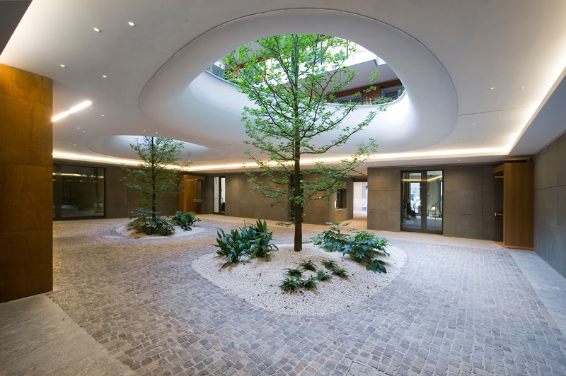 Viale Montegrappa by Westway Architects