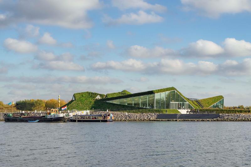 Biesbosch MuseumIsland Werkendam by Studio Marco Vermeulen