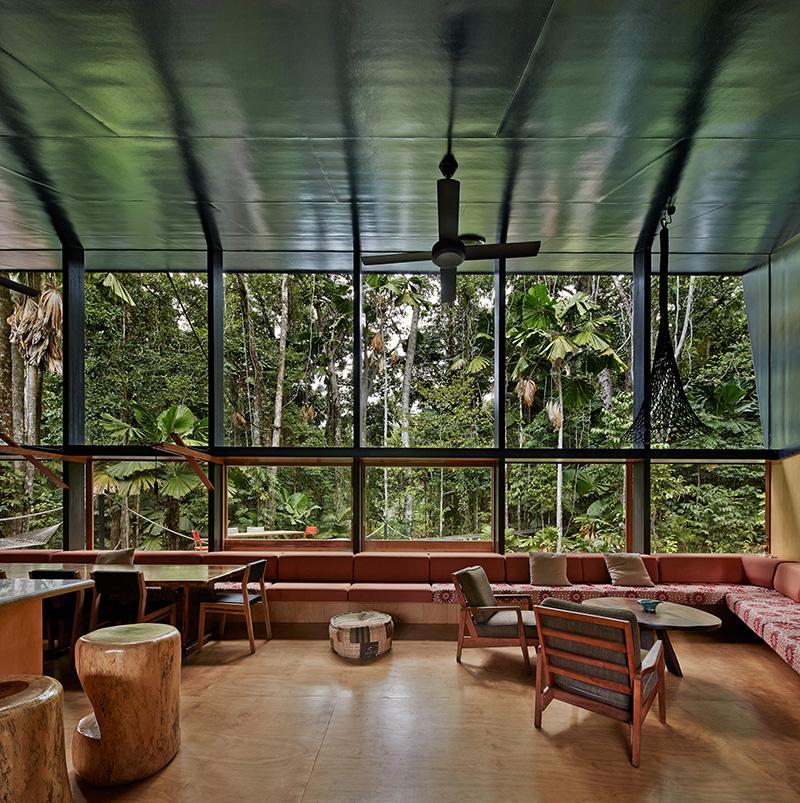 Cape Tribulation House by m3architecture