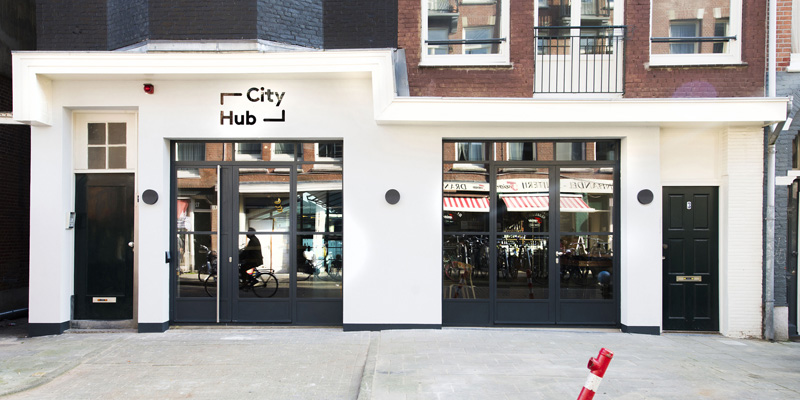 Recently Opened In Amsterdam Is A Hotel Named CityHub