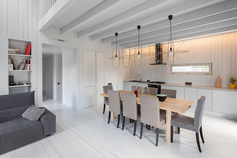 The House of architect Alexey Ilyin of SPEECH