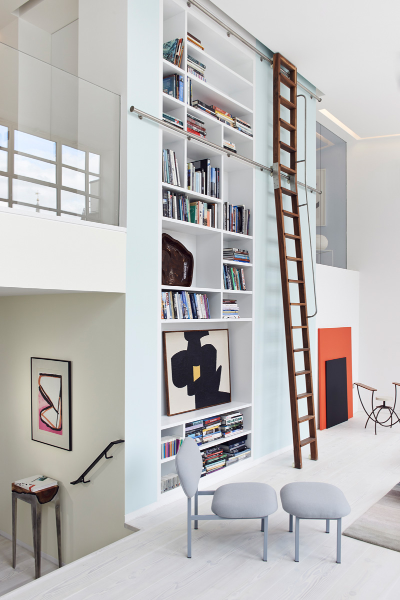 9 Examples Of Floor To Ceiling Bookshelves