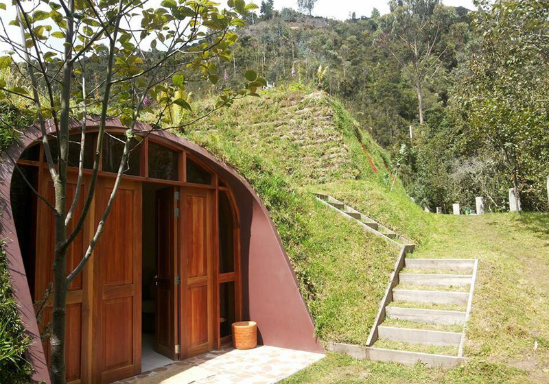 Prefab hobbit homes have become a reality