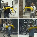 These Designers Claim To Have Created The World's Lightest Folding Bike