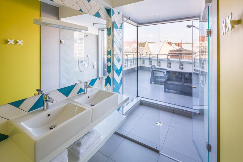 9 photos of the vibrant Ibis Styles Hotel in Lviv, Ukraine