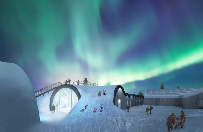 Sweden's ICEHOTEL to open year-round