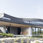 16 Photos of a home in rural Quebec designed by architect Alain Carle