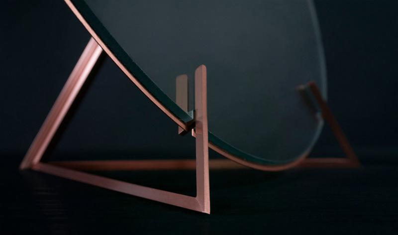 Canadian design studio Larose Guyon launch their first collection, La Belle Époque
