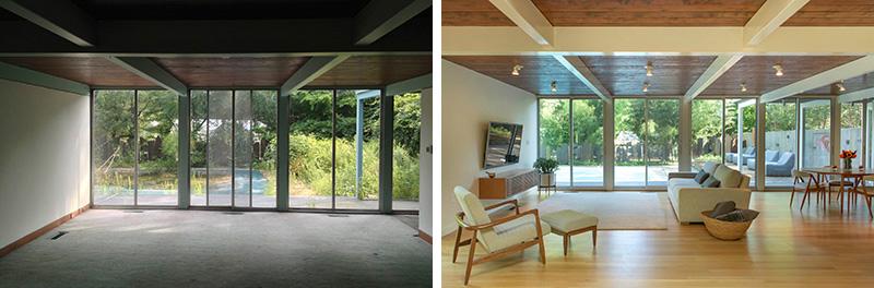 Chestnut Hill Современный Ремонт молотком архитекторов
