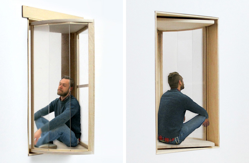 Aldana Ferrer Garcia Creates A Window Concept For Small Apartments