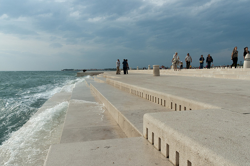 Have you heard the Sea Organ of Zadar, Croatia?