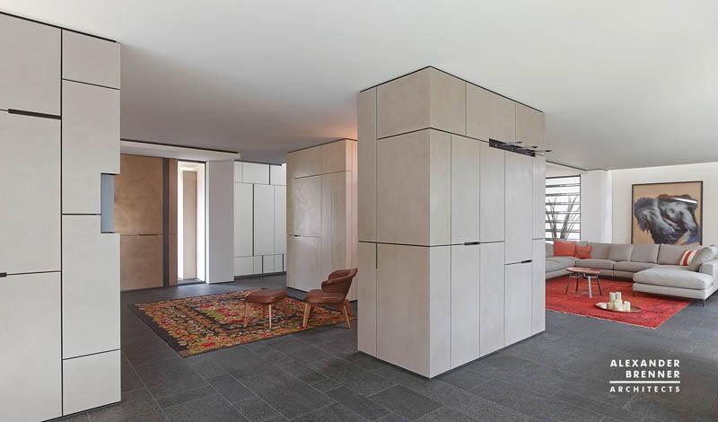 Modern house in Germany