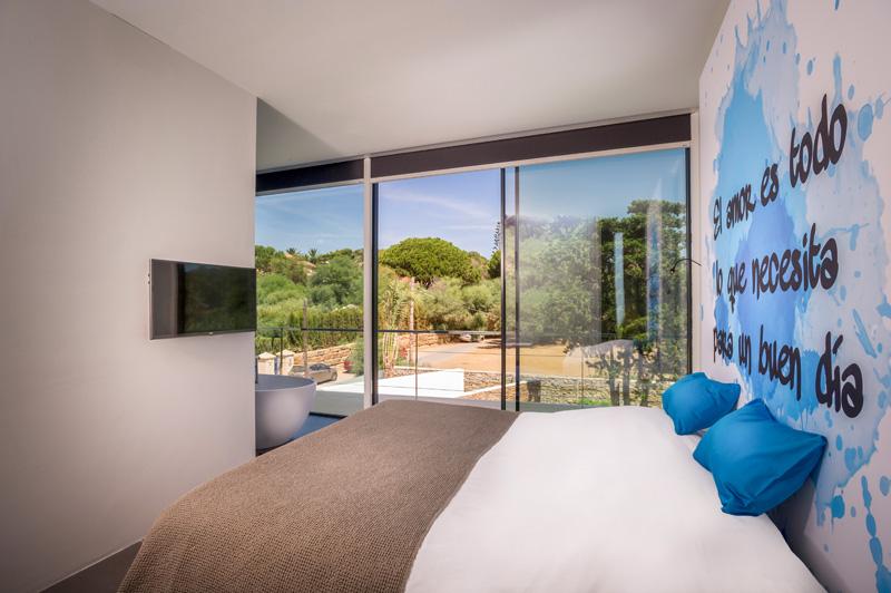 Cool Blue Villa in Spain by 123DV