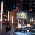 "A ""Speech Bubble"" Sculpture Has Been Installed In Toronto"