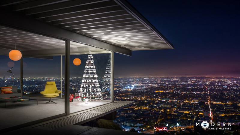 This Modern Christmas Tree Company Got Permission To Do A
