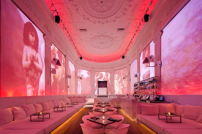 An inside look at the new Supperclub in Amsterdam