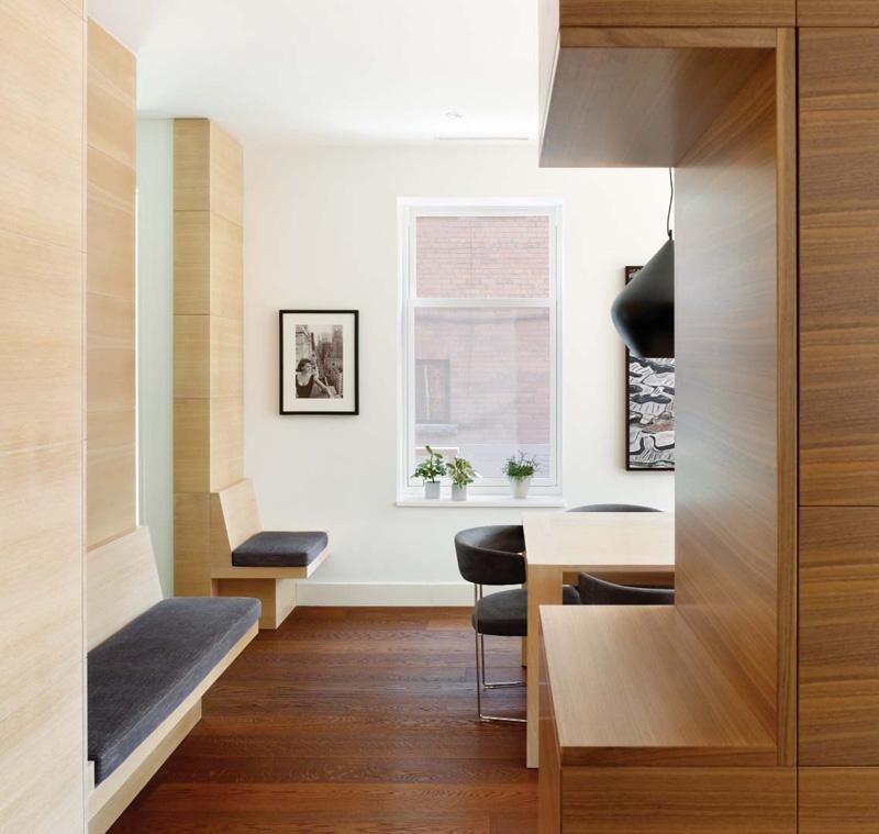 Home in Toronto, Canada, designed by Dubbeldam Architecture + Design
