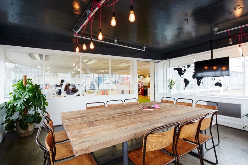 Lets have a quick look at the offices of Airbnb...it was just voted the #1 place to work