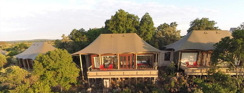 21 Photos of the Angama Mara Safari Lodge in Kenya