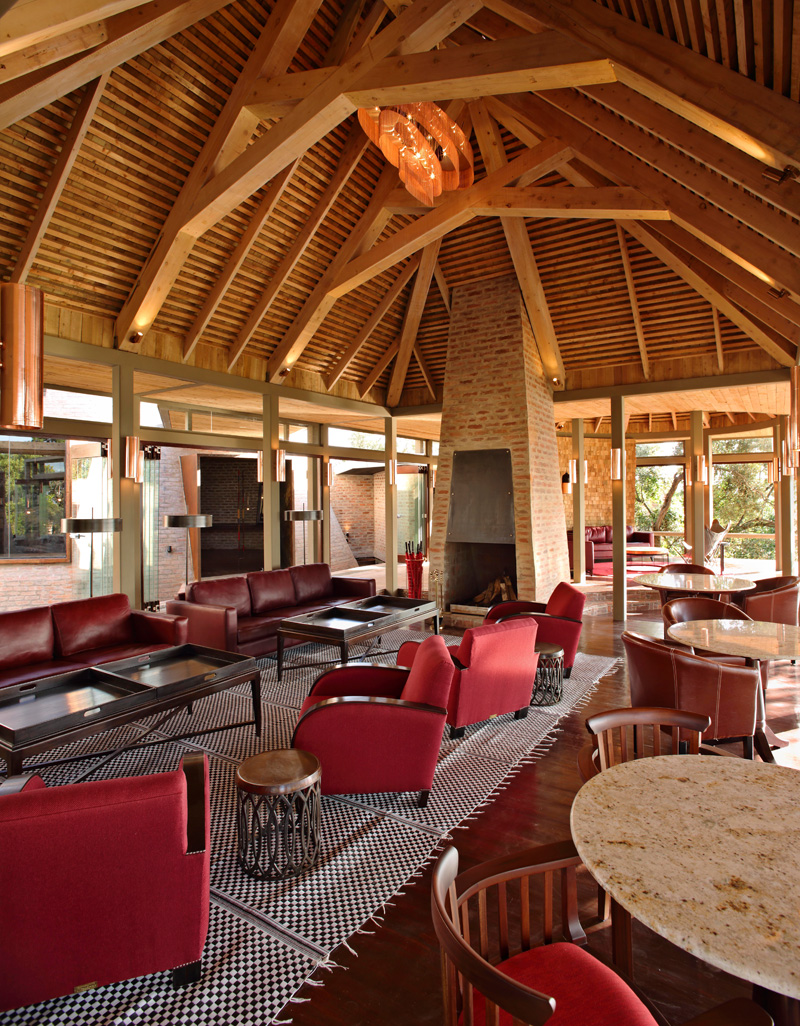 21 Photos of the Angama Mara Safari Lodge in Kenya