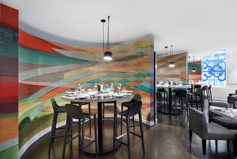 Être avec toi Restaurant in Montreal