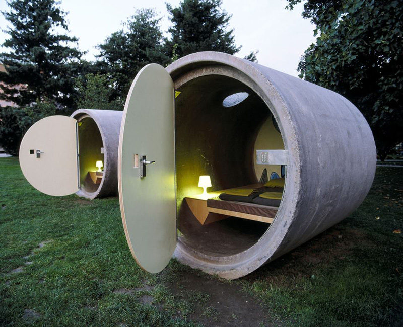 7 Weird And Wonderful Hotels From Around The World