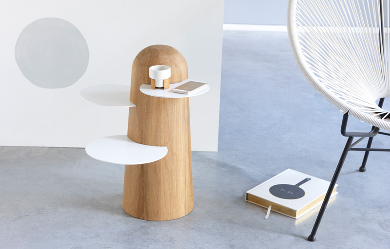 RKNL launch their latest side table, BoBo