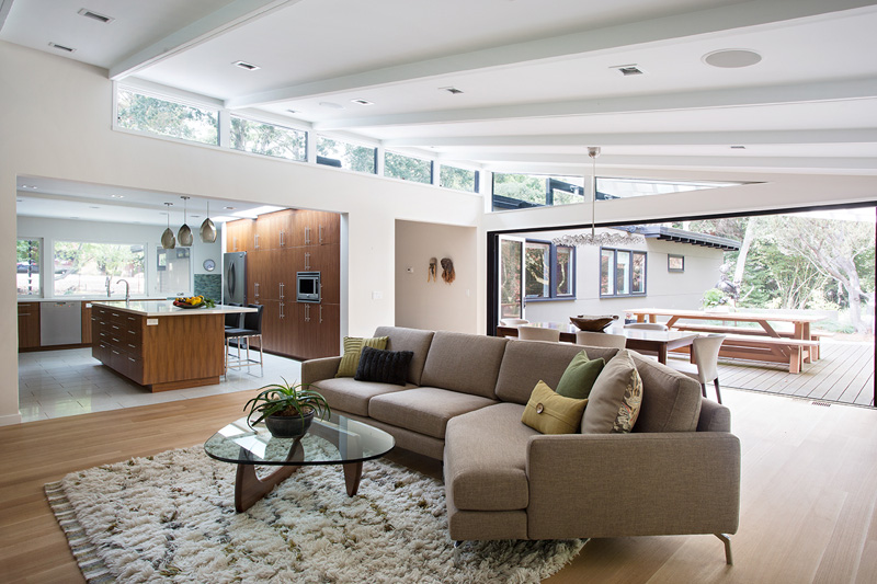 A Mid-Century Modern House in California Gets A Remodel | CONTEMPORIST